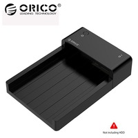 ORICO Tool Free USB 3.0 Hdd Case eSATA to 2.5 3.5 Inch SATA External Hard Disk Drive Docking Station HDD SSD Enclosure Box
