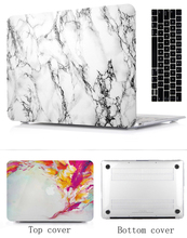 Laptop Protective Hard Shell Case Pouch Keyboard Cover Skin Set For 11 12 13 15″Apple Macbook Air Pro Retina Touch Bar 2016 FL