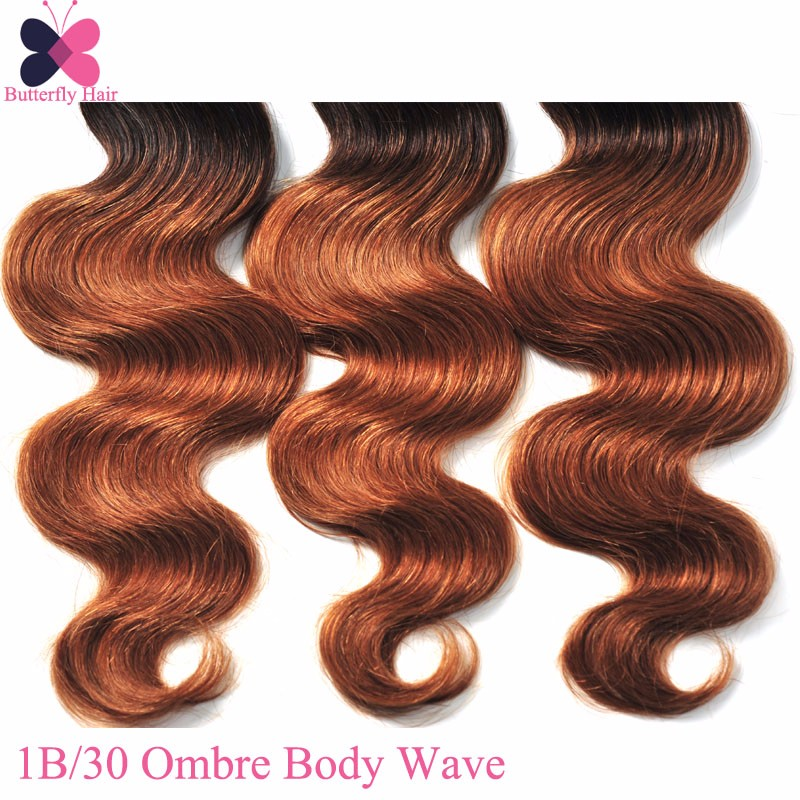 ombre virgin hair 15
