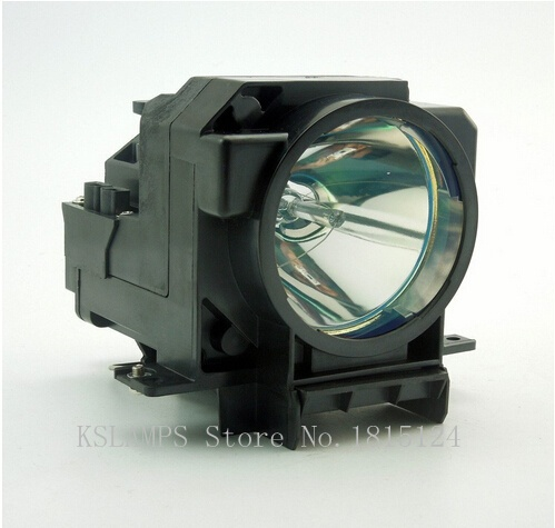 где купить KSLAMPS ELPLP23 Projector Replacement Lamp With Housing For EPSON Projector EMP-8300/8300NL, PowerLite 8300i/8300NL Projector дешево