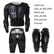 Protector Downhill Joelheira Motocross Mountain-Bike Deportivas Body-Armor Cycling-Knee