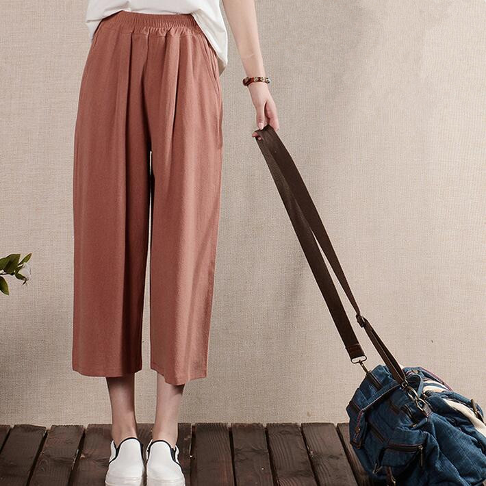 Compare Prices on Fitted Linen Pants- Online Shopping/Buy Low ...