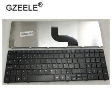Clavier dordinateur portable pour Acer Aspire 5738 (5738 go 5810 5252 7739 go 7739Z 7739ZG 7739 8940 (15 pouces) 5560 go 5560 go 5253 go, PO portugais