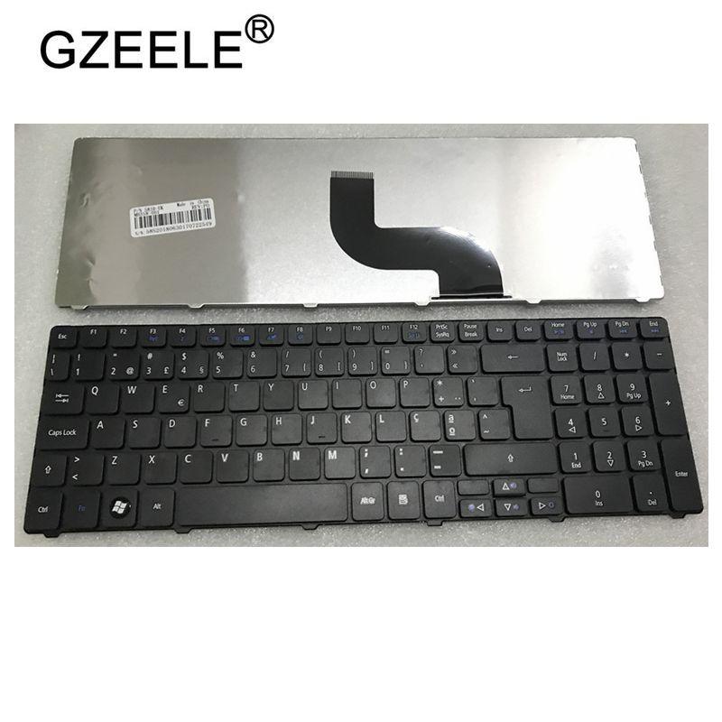Dla Acer Aspire 5738 5738g 5810 5252 7739 7739G 7739Z 7739ZG 8940 5560 (15) 5560G 5253G 5250 7540G portugalski PO klawiatura laptopa