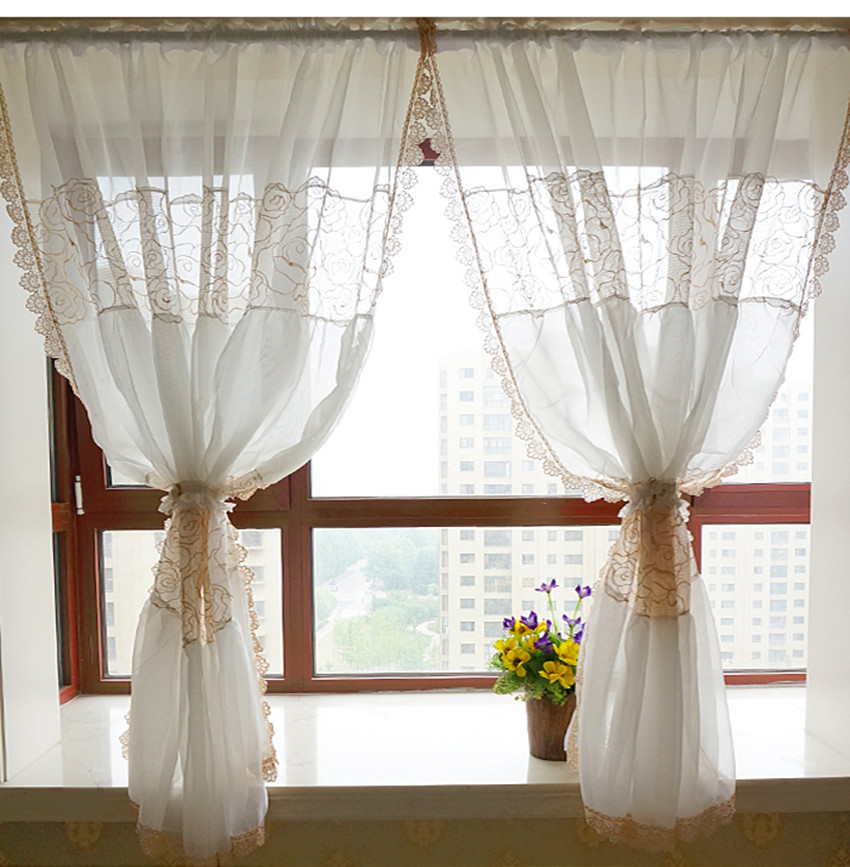 online kaufen gro handel gold gardinen aus china gold. Black Bedroom Furniture Sets. Home Design Ideas