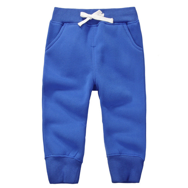 Baby Boys Fleece Trousers