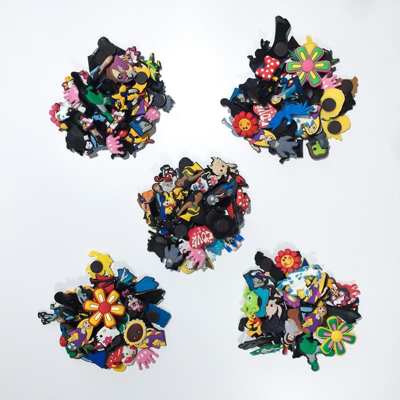 Hurtownie 1000 sztuk magnetyczne naklejka na magnes na lodówkę pokładzie wiadomość naklejki lodówka dekoracyjne upominki na przyjęcie dla dzieci prezent losowo w Magnesy na lodówkę od Dom i ogród na AliExpress - 11.11_Double 11Singles' Day 1