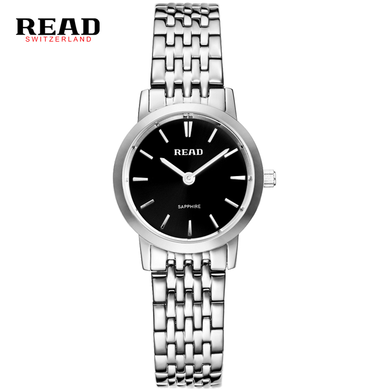 READ quartz watch female watches women lovers table R6028 read watch women watch quartz female da vinci series r7003l