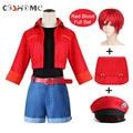 Coshome аниме клетки на работе Erythrocytes косплей костюм красный крови AE3803 Косплей Hataraku Saibou 6 шт. полный набор для Хэллоуина