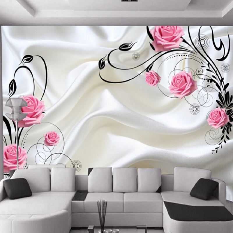 Buy can customized large 3d art mural for Where can i purchase wallpaper