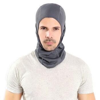 1 Pcs Cycling Face Mask Windproof Dustproof Racing CS Tactical Cap Riding Game Headgear Face Mask Outdoor Sport Equipment