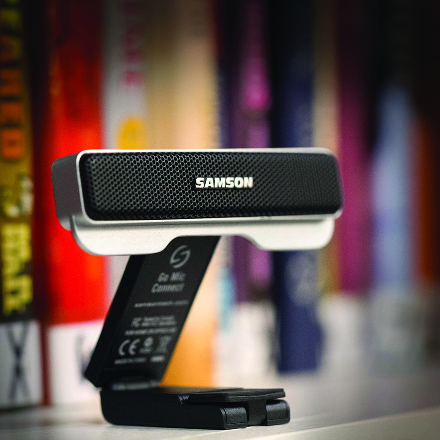 Samson Go Mic Connect Usb Microphone With Focused Pattern Tech For Skype FaceTime Google Hangouts Business