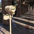 Молочное ведро дизайн квартира сад парк безопасности стенд пол почтовый ящик металлический алюминиевый открытый газета письмо коробка 1043 #