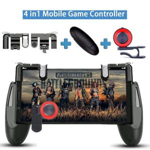 Image 1 - PUBG Mobile Controller for iPhone Android Phone Game Pad Mobile Gaming Gamepad Joystick L1 R1 Triggers L1RI Fire Button