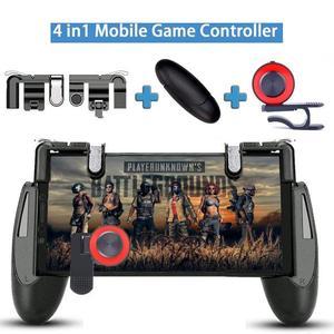 Image 1 - Pubg 모바일 컨트롤러 아이폰 안드로이드 전화 게임 패드 모바일 게임 게임 패드 조이스틱 l1 r1 트리거 l1ri 화재 버튼