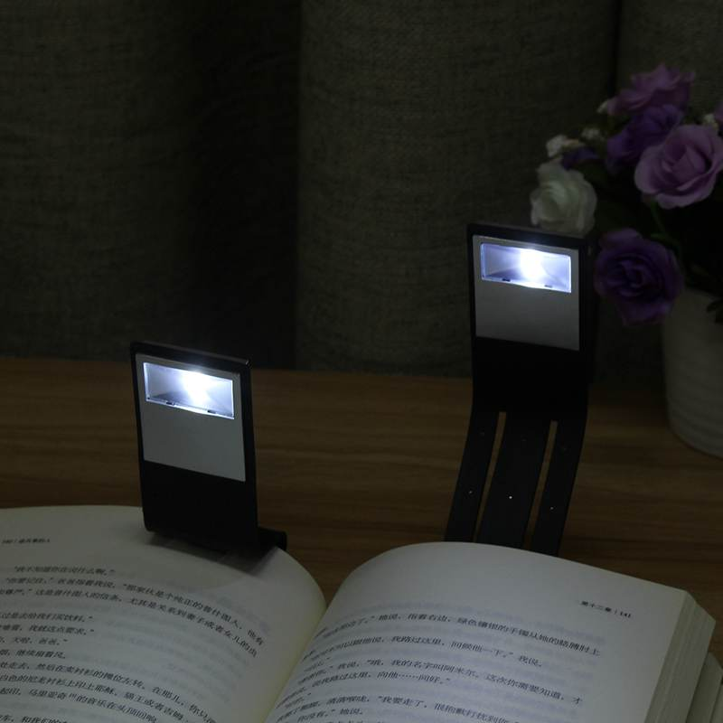 Flexible Bright White Clip On Led Book Light Desk Reading Book Lamp Book Night Light Lamp Travel Flashlight Clip-on Led Lamp Lights & Lighting