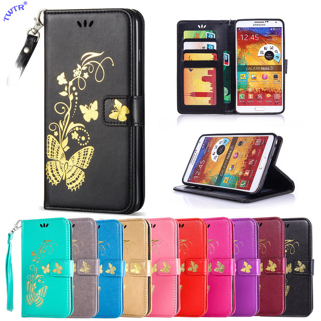huge selection of c0ab2 2d0e9 US $4.13 8% OFF|Flip Case for Samsung Galaxy Note 3 N900 SM N900 Case Phone  Leather Cover for Samsung Galaxy Note3 N9005 SM N9005 N900X SM N900X-in ...