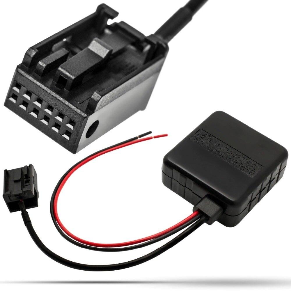 Bluetooth Musik Adapter für Opel Astra Corsa Meriva Signum Tigra Vectra 12-Pin