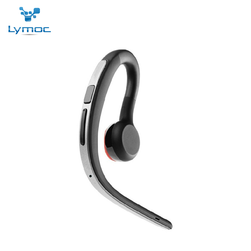 Lymoc Bluetooth Headsets Earphone Handsfree Wireless Ear Hook CSR4.1 CVC6.0 Voice Control 6-8Hours Music Play for iPhone XiaoMi lexin 2pcs max2 motorcycle bluetooth helmet intercommunicador wireless bt moto waterproof interphone intercom headsets