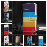 for Vertex impress Jazz Case, New Arrival 12 Colors Factory Price Flip PU Leather Exclusive Case