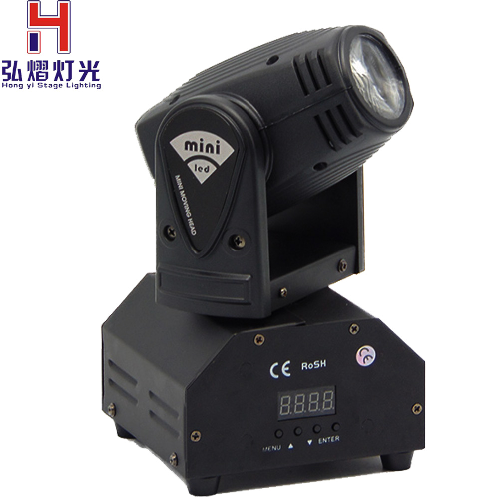 (1pcs/lot) china moving head light mini led beam 10w dmx512 540/270 degree AC90-240V 50/60 Hz for dj light free shipping free shipping 5pcs lot 2 4ghz built in rechargeable battery wireless dmx512 receiver for led moving head light wireles kit