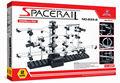 New Space Raill, Funny Model Building Kit, Roller Coaster Toys, SpaceRail Level 2, DIY Spacewarp Erector Set, 233-2, 5500mm Rail