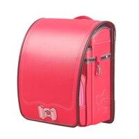 2019 новый школьный рюкзак для детей Япония Книга сумка водостойкий PU ортопедический детский большой емкости школьный рюкзак