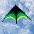 Venta caliente Pradera Kite Juguetes Al Aire Libre de La Personalidad de Resina Kite Varillas Volante Arco Iris Cometas Pipas Voadores Vela Surf Deportes Playa