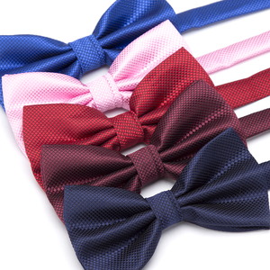 XGVOKH Men Ties Fashion Butterfly Party Wedding Bow Tie for Boys Girls Candy Solid Color Bowknot Wholesale Accessories Bowtie(China)