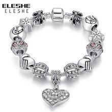 Brand Women Bracelet 925 Unique Silver