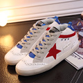 South Korea Superstar Golden Women's Shoes Breathable Casual Shoes Goose Zapatos Hombre Chaussure Femme Patchwork Brand Shoe