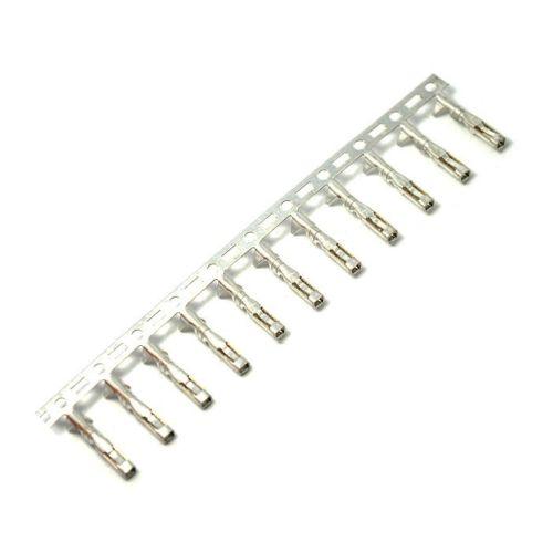 100 stücke 5 P Dupont Jumper Draht Kabelgehäuse Weiblichen Pin 2,54mm Pitch