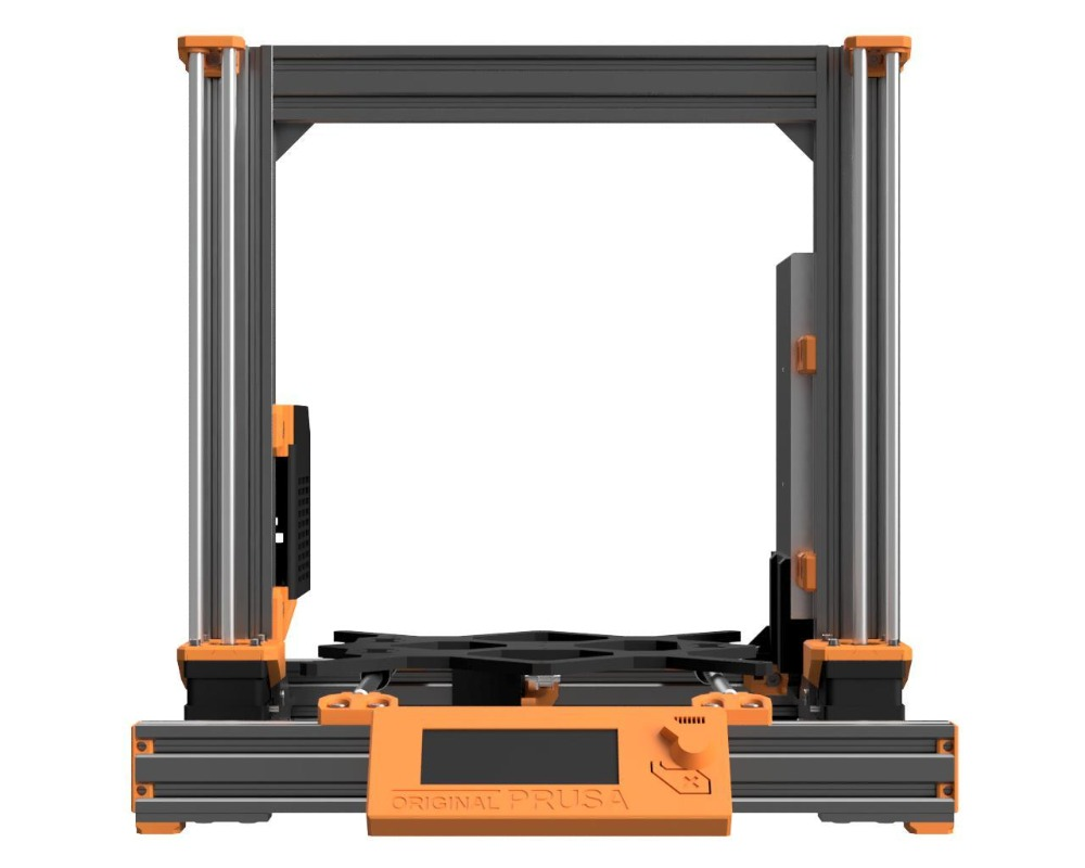 2.0 Version Prusa I3 MK3 Bear Upgrade,2040 V-SLOT Aluminum Extrusions Prusa I3 MK3 Bear Aluminum Profile Frame Kit