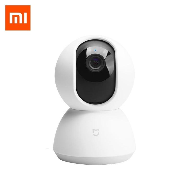 Alta calidad xiaomi mijia 360 grados 720 p visión nocturna detección de movimiento Audio bidireccional pan Tilt ir Cámara para RC modelo