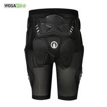 Спортивные шорты wosawe Защитные для скейтбординга катания на