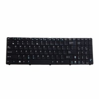Notebook Computer Replacement Keyboards US Fit For Asus K50 K50A K50C K50I K50AB K50IJ K50AD K50AF Laptops Keyboards VCT42