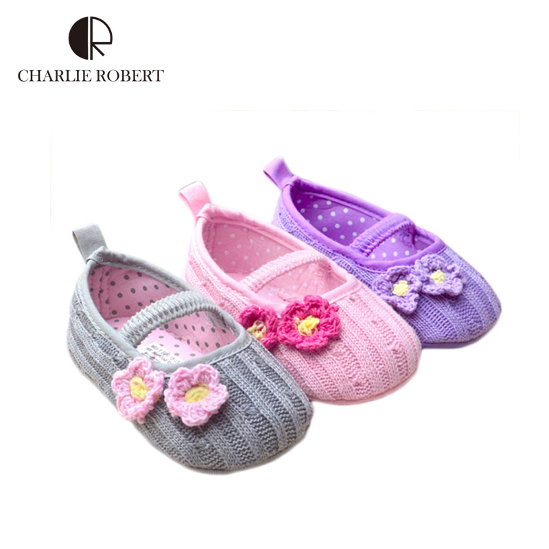 Designer Baby Shoes Soft Knit Infantil First Walker Girls Shoes Sapatos Baby Moccasins Baby Girl Shoes Sneakers Shoes Baby HK763