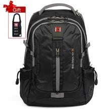 Swisswin Swissgear design Men s Women s Daily Backpack with Laptop Sleeve and headphone jack Large
