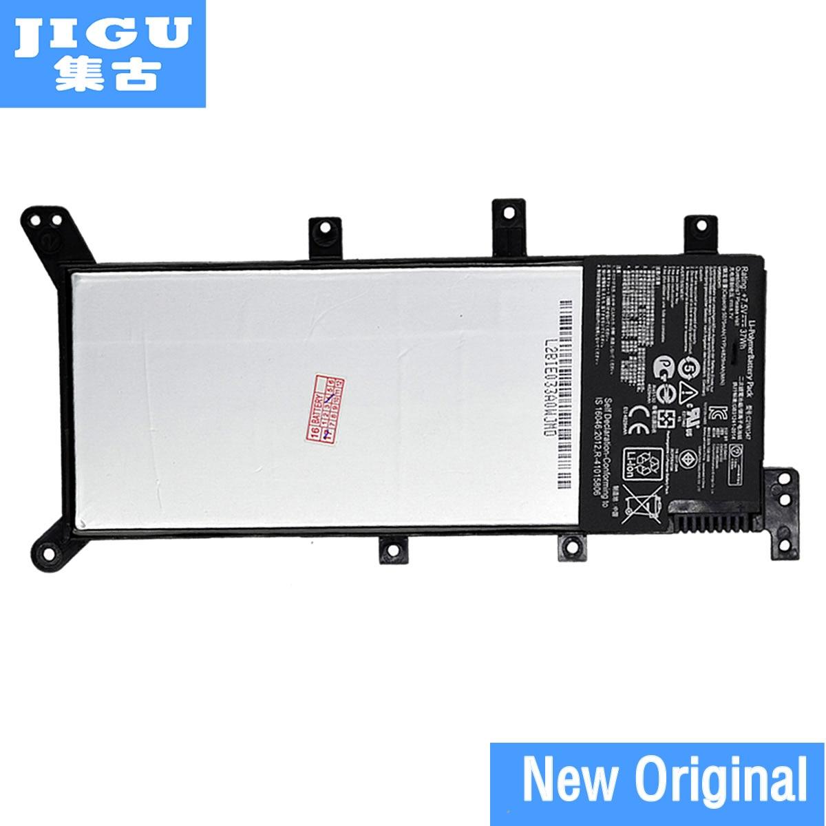 JIGU 2ICP4/63/134 C21N1347 Original laptop Battery For ASUS A555L A555LP5200 F555LN X555LN A555LD4210 A555LD5200 laptop battery for asus x552 x552cl x552e x552ea x552ep x552l x552ld x552vl x552la 15v 2950mah 44wh li ion oem