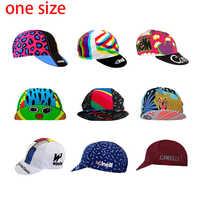 Nueva gorra de ciclismo cinselli/LA vida clara para hombres y mujeres tocado de ciclismo talla única transpirable 9 estilo de bicicleta sombreros ciclismo jersey