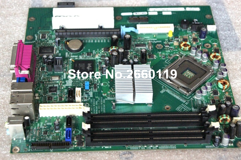 100 Working Desktop Motherboard For Dell 745 MT HR330 TY565 System Board Fully Tested
