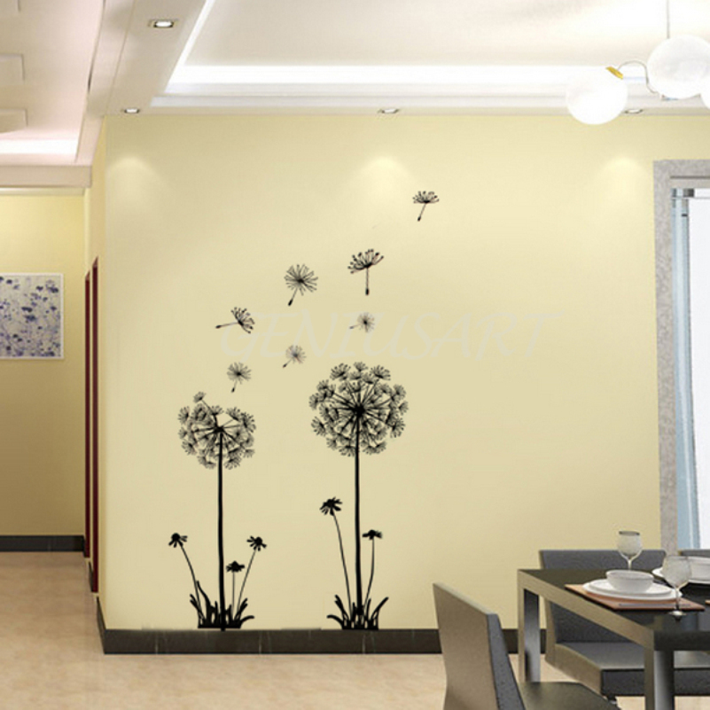 Contemporary Wall Plant Decor Illustration - Art & Wall Decor ...