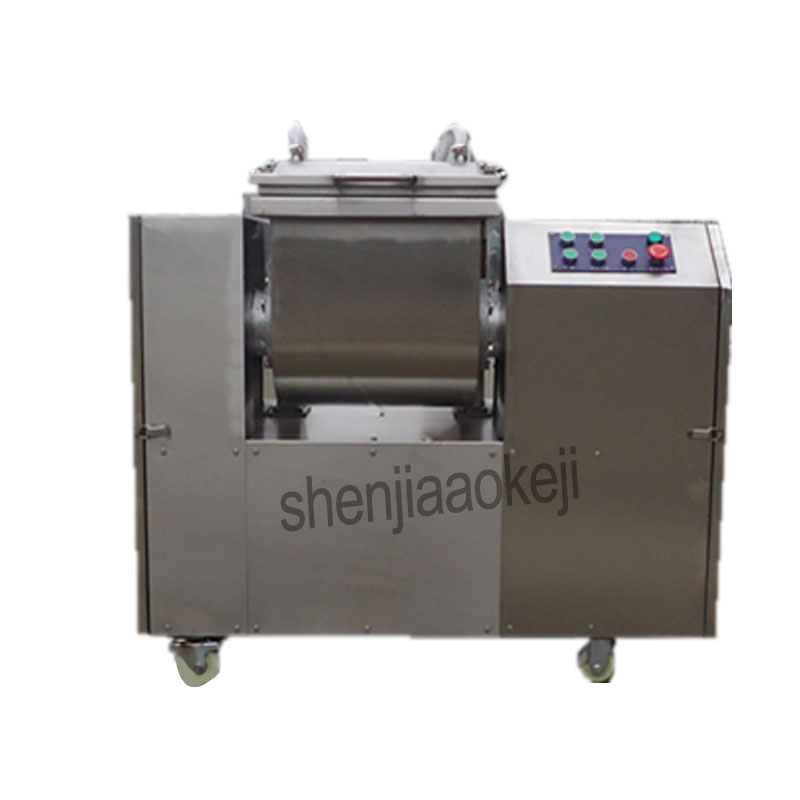 220V/380V Stainless Steel Electric dough forming machine/ vacuum Dough mixer/pizza dough making machine vacuum dough machine