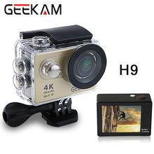 action camera h9 Original ultra deportiva camaras de video HD 4K WiFi 1080P 60fps waterproof 170D sport cam