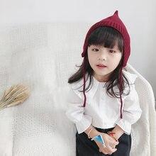 5373bbc16b4 Детская белая рубашка Girlsbig воротник Корейский чистый Хлопковая блузка  2018 осень одежда для малышей милые с длинными рукавам.