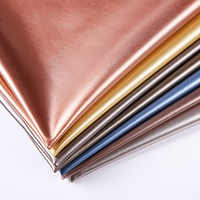 25cm*34cm Pu Pearlescent Faux Leather Fabric Synthetic Leather For DIY Handmade Sew Clothes Accessories Supplies