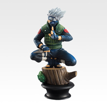 6pcs/lot Naruto Chess Sasuke Ninja Toy