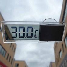 SPEEDWOW диагностический инструмент Электрическая присоска ЖК-дисплей Электронный Автомобильный дисплей Автомобильный термометр датчик температуры