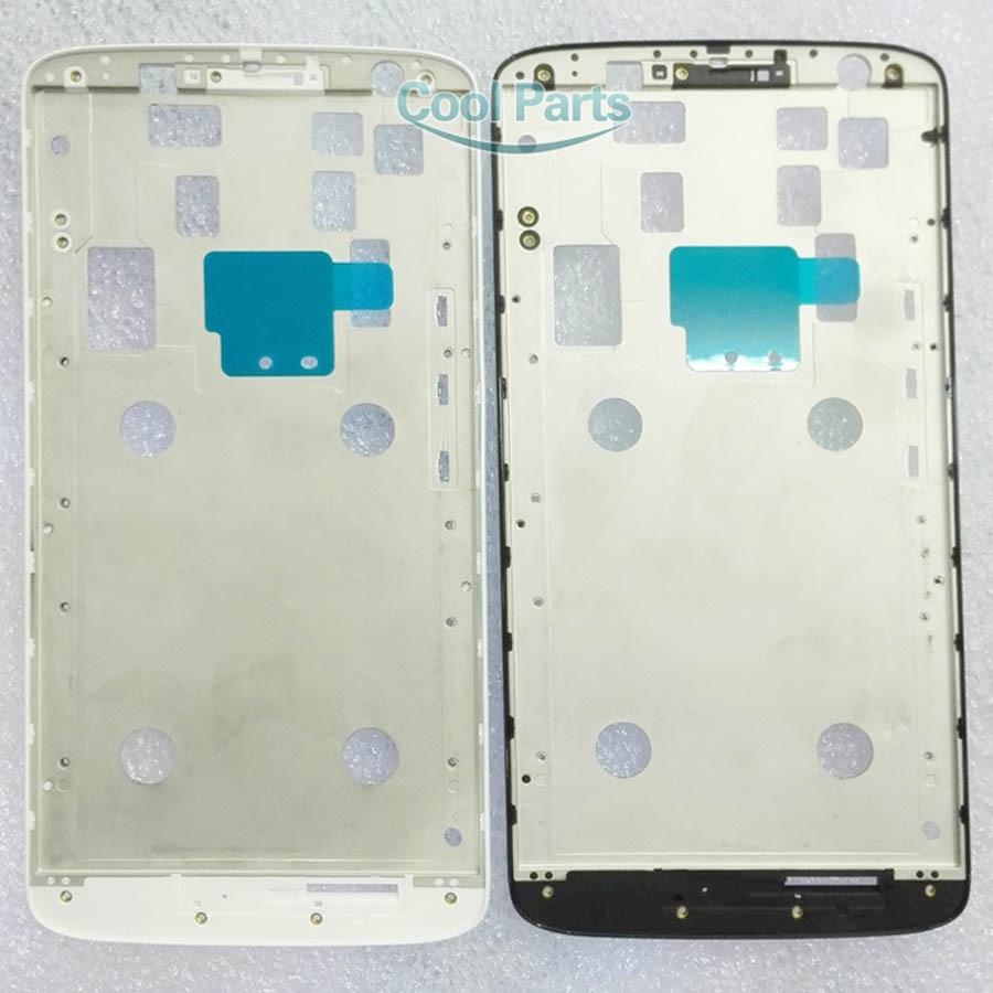 You Kit Original New LCD Display Front Frame Bezel Faceplate Housing For Motorola Moto X Play