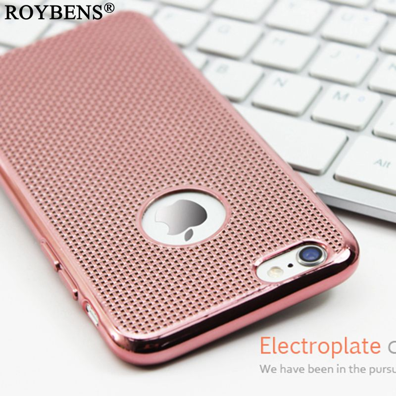 For iPhone 6 Case For iPhone 6S Case Bling Luxury Heat